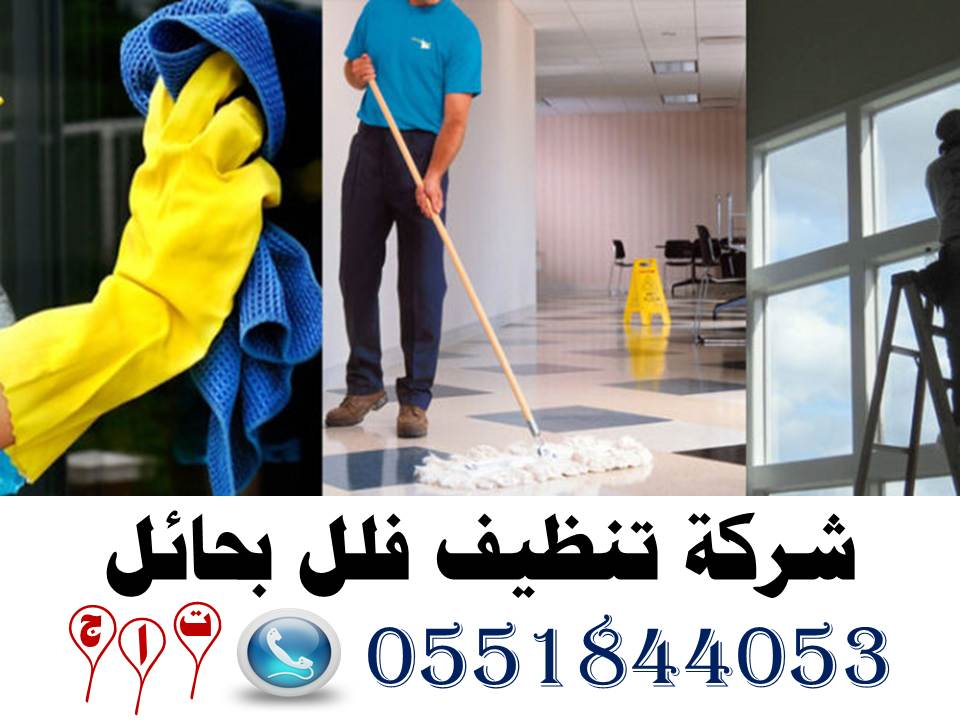 شركة تنظيف فلل بحائل